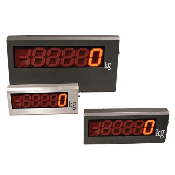 Repetidores de peso RPT para indicadores