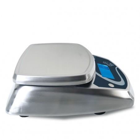Balanza digital control de peso en acero inoxidable SCU