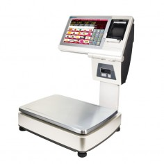 Balanza comercial táctil Baxtran M80