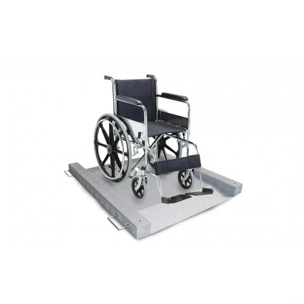 Báscula para silla de ruedas BVT