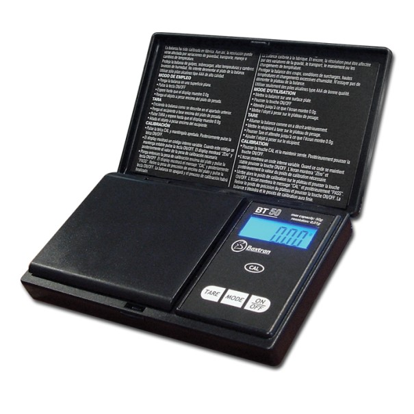 Balanza de bolsillo Baxtran BT
