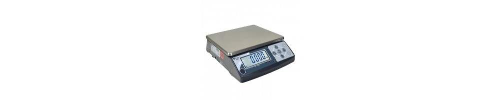 Balanzas control de peso