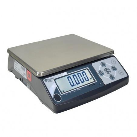 Balanzas digitales para control de peso
