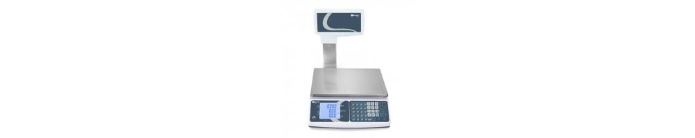 Balanzas peso, precio e importe