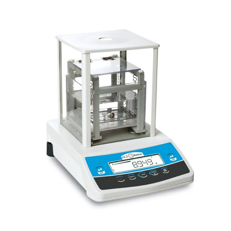 Balanzas analizadoras de pureza de metales
